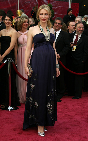 1f5719a3aad Cate Blanchett - The Best Red Carpet Maternity Wear - Mabel + Moxie