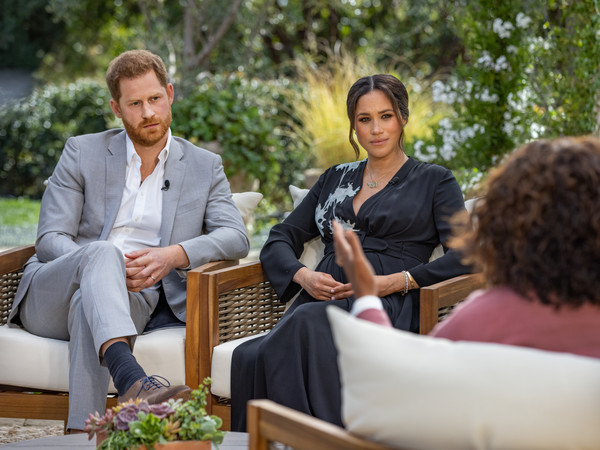 Harry And Meghan Sat Down With Oprah To Tell Their Side Of The Story