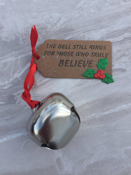 Have them jingle the bell