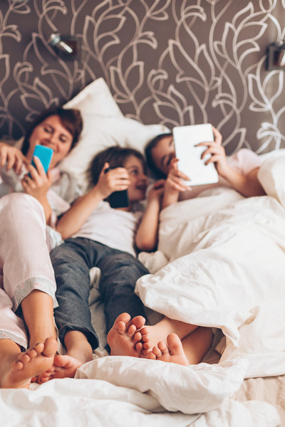 Screen Time Limits To Try With Your Family
