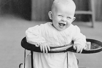 Vintage Baby Gear That Would Horrify Us Now