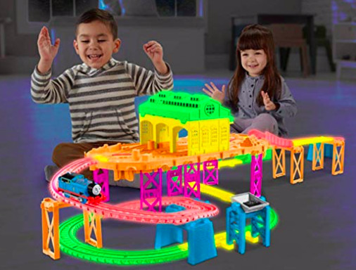 Thomas & Friends TrackMaster Hyper Glow Station