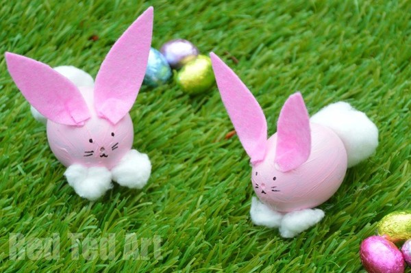 Bunny Easter Eggs