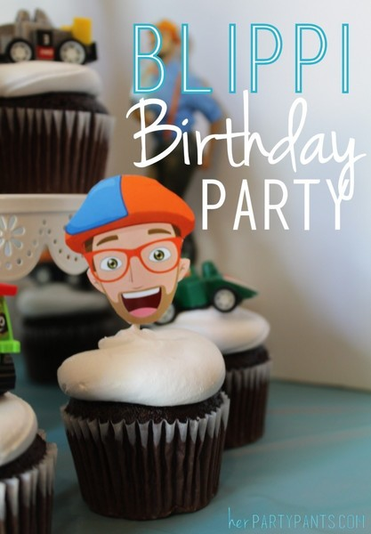 Bring Blippi To The Party