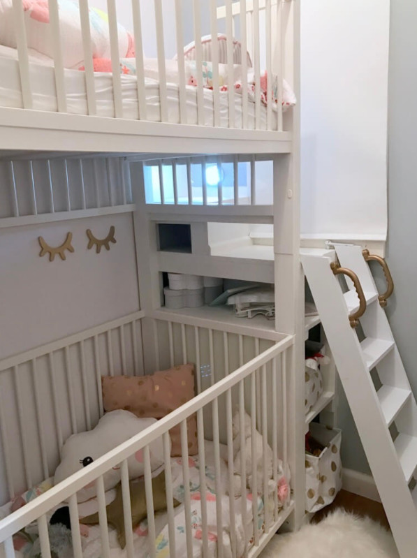 Genius Ikea Hacks For Your Kids Rooms Mabel Moxie