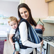Transition To A Back Carrier In The Toddler Years