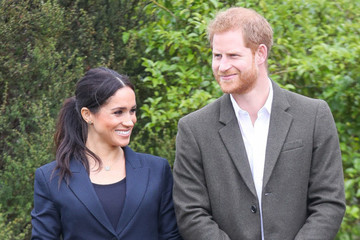 Names Perfect For Meghan Markle And Prince Harry's Baby