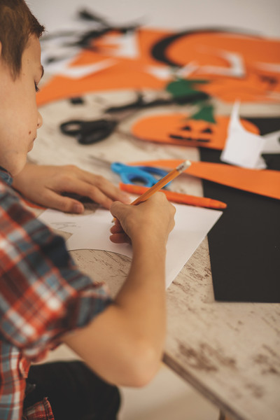 Halloween Crafts To DIY With Your Kids