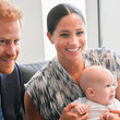 25 Baby Name Ideas For Meghan Markle's Next Little Royal