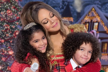 How Celebrity Moms Spend The Holidays