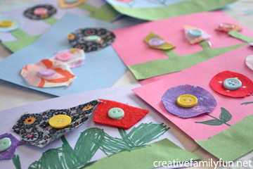 Spring Craft Ideas To DIY With Your Kids