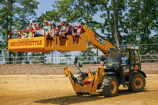 Diggerland USA In New Jersey