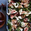 Go For Fig Salad With Fresh Mozzarella