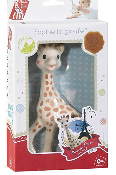 Save Your Money: A Sophie Giraffe Teether
