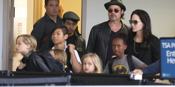 What It Really Costs To Raise Brad Pitt And Angelina Jolie's Children