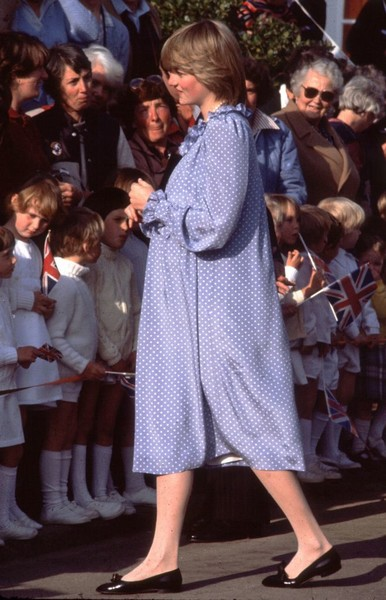 Princess Diana Demanded An Early Induction
