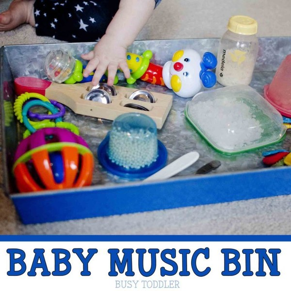 Put Together A Music Bin