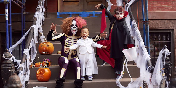 Amazon's Best Halloween Costumes For Families