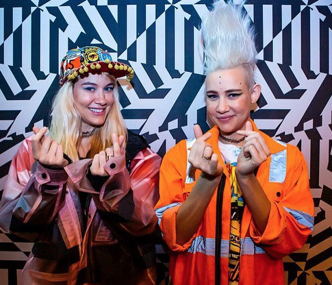 Miriam And Olivia Nervo