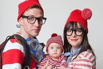 The Cutest Family Halloween Costumes On Pinterest