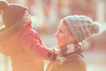 Mom Tricks for Fighting Off the Winter Blues