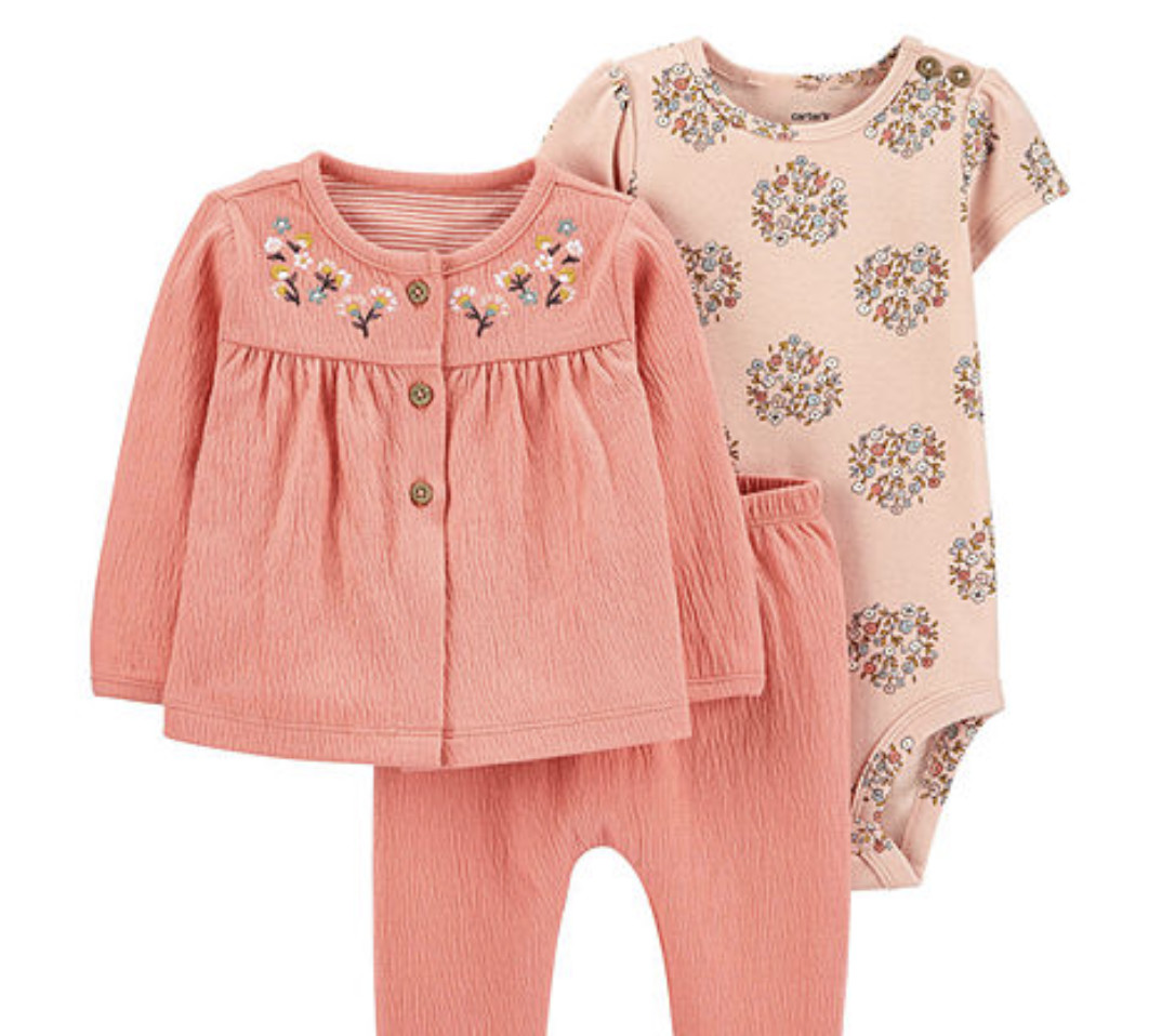 Affordable Baby Girl Clothes That Will Make You Squeal - Shop
