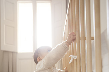How To Set Up A Baby-Safe Nursery