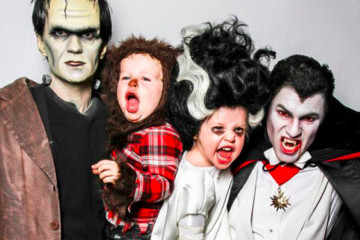 Halloween Costume Ideas From Celebrity Families