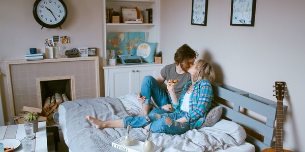 25 Ways To Date Your Partner At Home