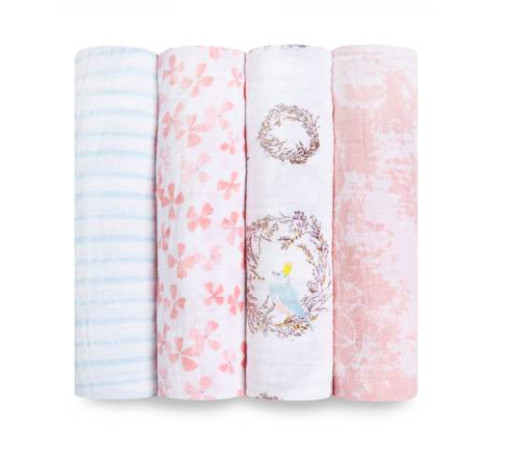 Aden & Anais Swaddling Blankets