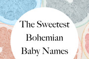 The Sweetest Bohemian Baby Names For Girls