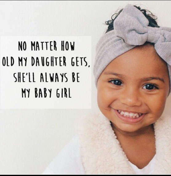 Baby Girl Quote
