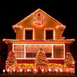 Go For A Christmas Light Walk Or Drive