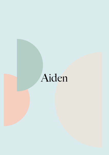 Matches For Aiden