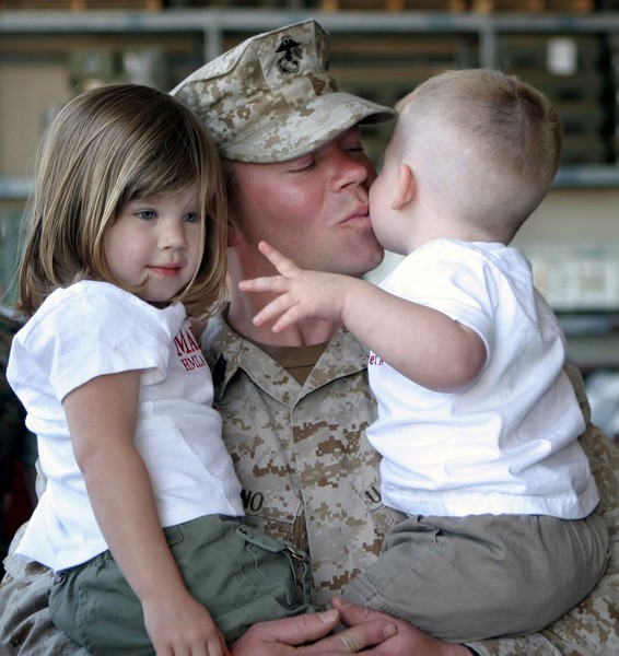 Moms Share Their Joyful Military Reunions