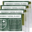 A Mylar Thermal Blanket