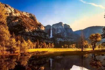 Travel To Yosemite With Young Children