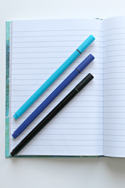 A Notebook For Journaling Or Documenting