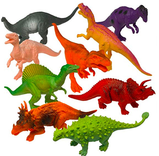 Think Small Dinos Or Animals