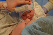 My Daughter's Birth Cry After Infertility Was The Best Sound Ever